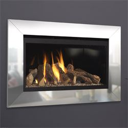 Flavel Rocco HE Hole in the Wall Gas Fire