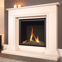 Flavel Sophia Conventional Flue Gas Fireplace Suite