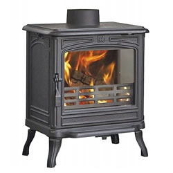 Franco Belge Montfort Elegance Multifuel Wood Burning Stove