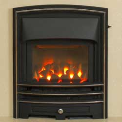 Gallery Lunar High Efficiency Gas Fire