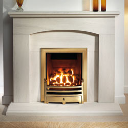 Gallery Cartmel Limestone Fireplace