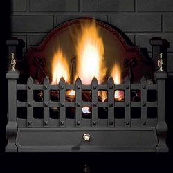Gallery Castle Gas Basket Fire