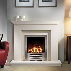 Gallery Cranbourne Jurastone Fireplace