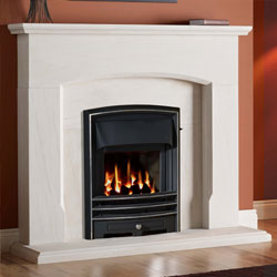Gallery Dacre Limestone Fireplace
