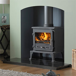 Gallery Firefox 8.1 Multi Fuel Budget Stove Package