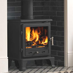 Gallery Firefox 8 ECO Multifuel Wood Burning Stove