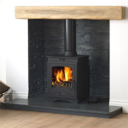 Gallery Helios 5 Cleanburn Multifuel Wood Burning Stove
