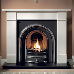 Gallery Jubilee Cast Iron Arch Gas Package