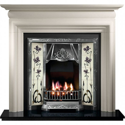 Gallery Toulouse Cast Iron Solid Fuel Package