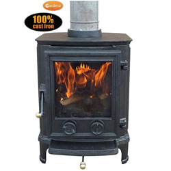 Gardeco Sedgley Multi Fuel Stove