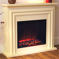 Suncrest Skipton Electric Fireplace Suite
