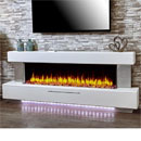 Garland Fires Baltimore Modern Freestanding Electric Suite