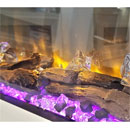 Garland Baltimore Log & Crystals Fuel Effect