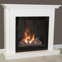 Apex Fires Bellagio Opti-Myst Electric Fireplace Suite Mk2