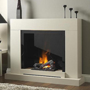 Garland Fires Blake Electric Fireplace Suite