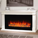 Suncrest Bradbury Electric Fireplace Suite