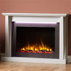 Garland Fires Chicago Modern Freestanding Electric Suite