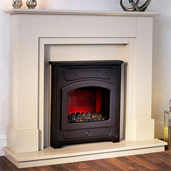 Suncrest Farnley Electric Fireplace Suite