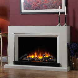 Garland Fires Dali Electric Fireplace Suite