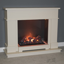 Apex Fires Harper Opti-Myst Electric Fireplace Suite Mk2