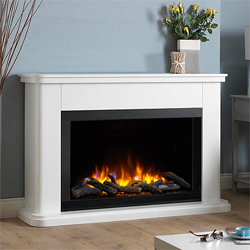 Garland Fires Laguno Electric Fireplace Suite