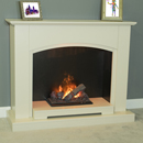 Apex Fires Monza Opti-Myst Electric Fireplace Suite Mk2