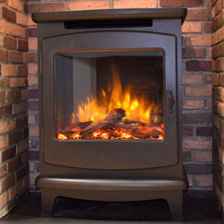 Garland Fires Romford Freestanding Electric Stove Lowest Price Uk
