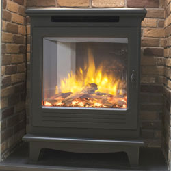 Garland Fires Saffron Freestanding Electric Stove