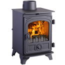 Hunter Stoves Hawk 3 Multi Fuel Wood Burning Stove