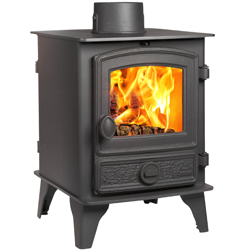 Hunter Stoves Hawk 4 Wood Burning Stove