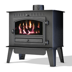 Hunter Stoves Herald 6 Inglenook Gas Stove  SPECIAL OFFER