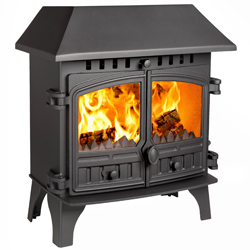 Hunter Stoves Herald 8 Slimline Wood Burning Stove
