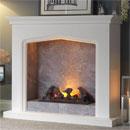 Katell Arona Italia Optimyst Electric Fireplace Suite