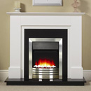 Katell Coniston Electric Fireplace Suite