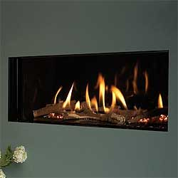 Kinder Eden HE Trimless Gas Fire
