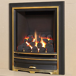 Kinder Kalahari Gas Fire