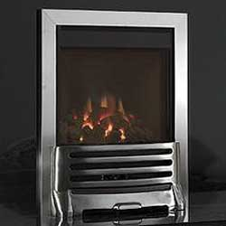 Kinder Revolution Balanced Flue Coal Gas Fire