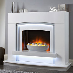 Apex Fires Karisma Electric Fireplace Suite