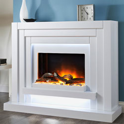 Lumia Venito Electric Fireplace Suite