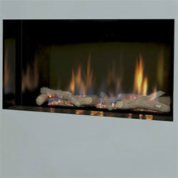 Michael Miller Collection Atina HE Trimless Gas Fire