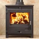 OER Stoves 7 Multifuel Wood Burning Stove