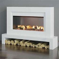 OER Fireplaces Emerson 33 Electric Fireplace Suite