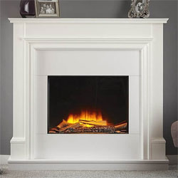 OER Fireplaces Monaco Electric Fireplace Suite
