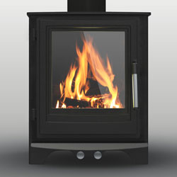 Oak Stoves Classic Oak Multifuel Wood Burning Stove