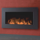 Oak Stoves Q3 Hang on the Wall Electric Fire