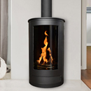 Oak Stoves Serenita Compact Balanced Flue Gas Stove
