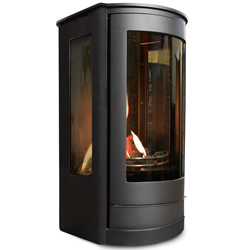 Oak Stoves Spa Compact Balanced Flue Gas Stove