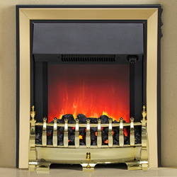 Orial Fires Deltona LED Electric Fire