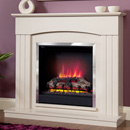 Orial Fires Fusion Electric Fireplace Suite