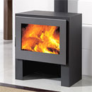 Panadero Boston Modern Wood Burning Stove